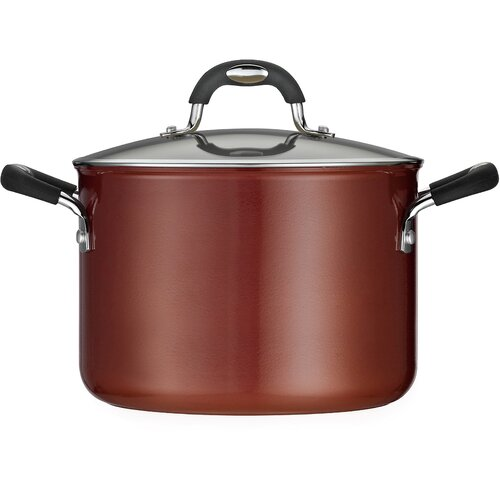 Style 6-qt. Stock Pot with Lid