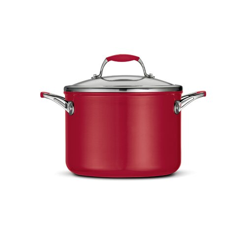 Gourmet 6-qt. Stock Pot with Lid