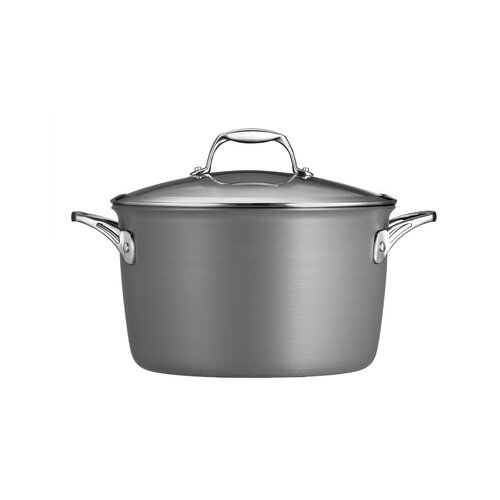 Gourmet 8-qt. Stock Pot with Lid