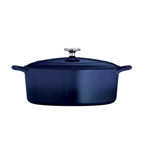 Series 1000 5.5-qt. Oval Dutch Oven