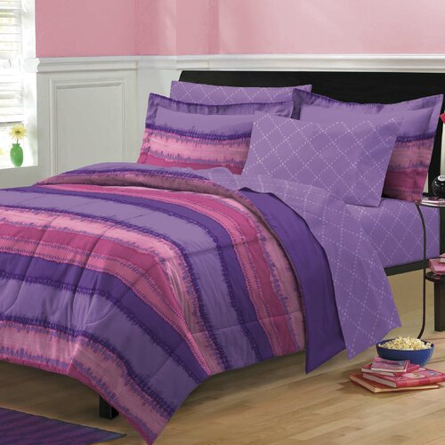 Tie Dye Bed Set
