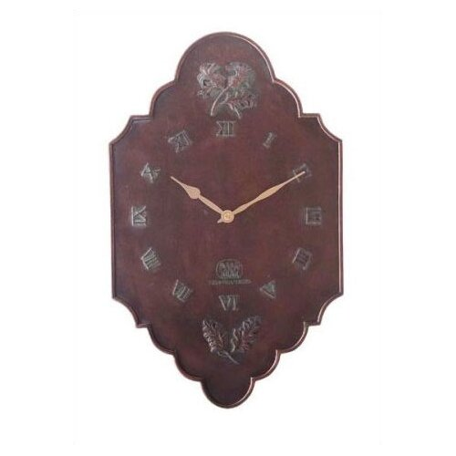 Thistle Indoor / Outdoor Wall Clock