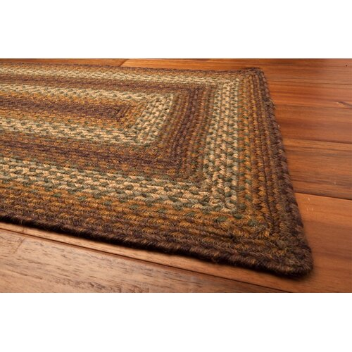 Green World Rugs Tweed Rug