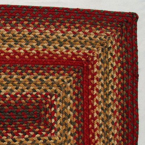 Rectangular Cider Barn Table Runner