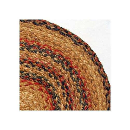 Oval Timber Trail Table Runner
