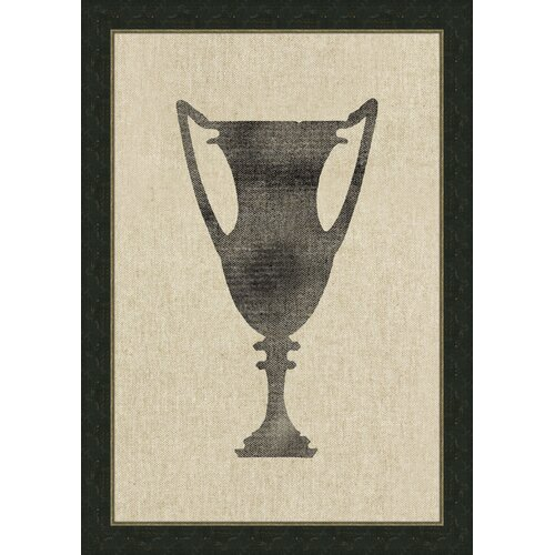 Vase I Framed Graphic Art