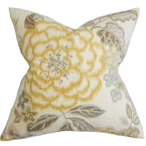 Unai Floral Pillow