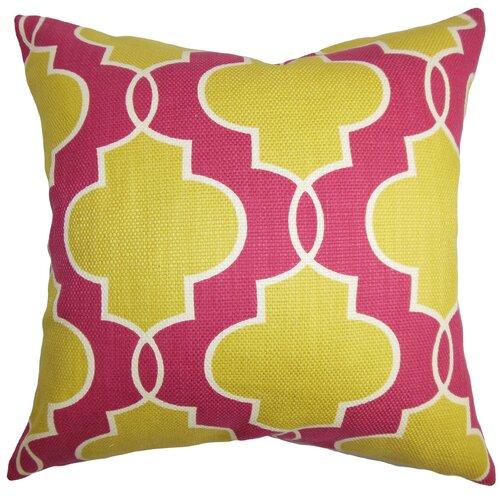 Valda Geometric Pillow