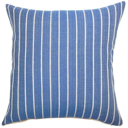 Tarvos Stripes Cotton Pillow