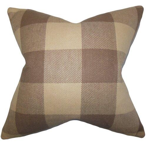 Abrial Plaid Pillow
