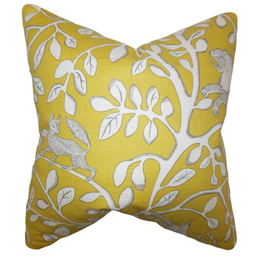Honorine Floral Pillow
