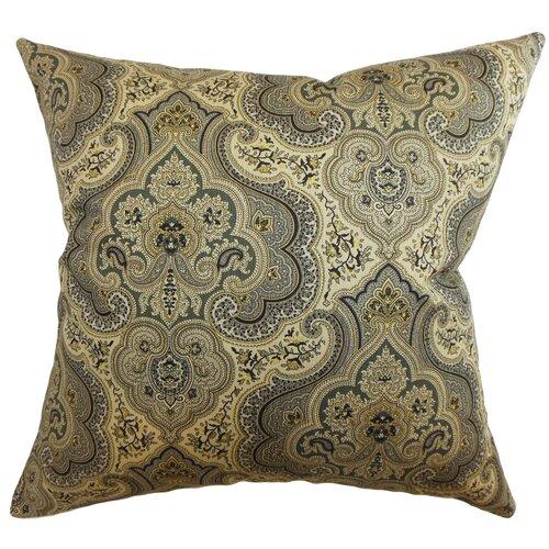 The Pillow Collection Danielle Paisley Cotton Pillow