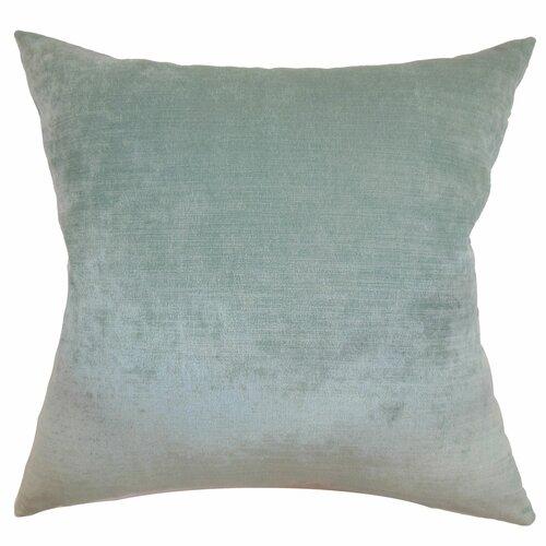 Haye Plain Velvet Pillow