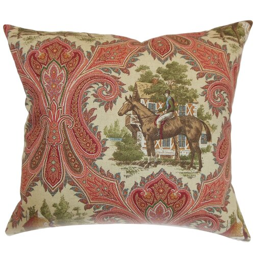 The Pillow Collection Gelsey Cotton Pillow
