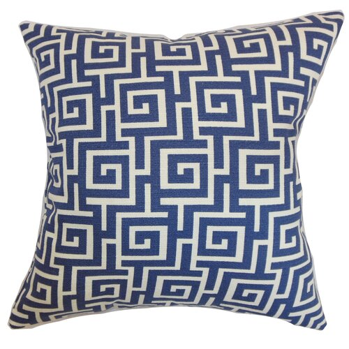 The Pillow Collection Warder Cotton Pillow