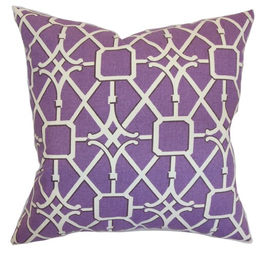 Birao Geometric Pillow