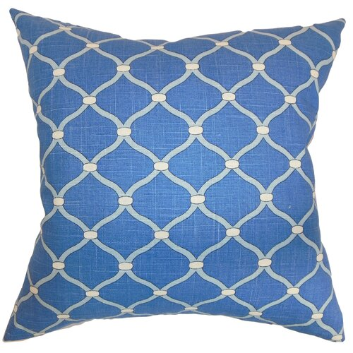 Hamar Geometric Pillow