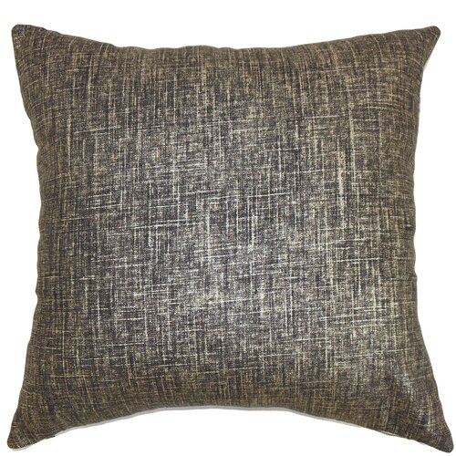 The Pillow Collection Holden Linen / Rayon Pillow