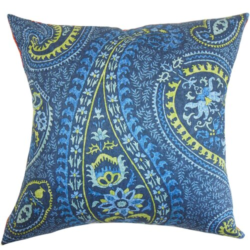 Barse Paisley Pillow