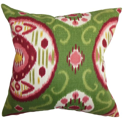 The Pillow Collection Maitryi Cotton Pillow
