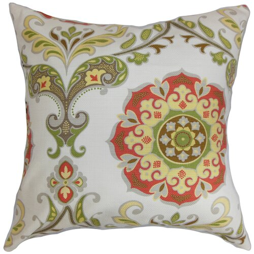 The Pillow Collection Orana Cotton Pillow