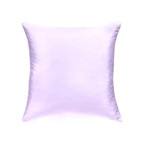 The Pillow Collection Desdemona Plain Silk Pillow