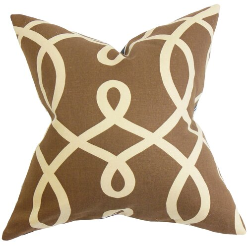 Chloris Geometric Pillow