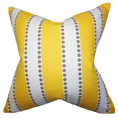 Odienne Stripes Cotton Pillow