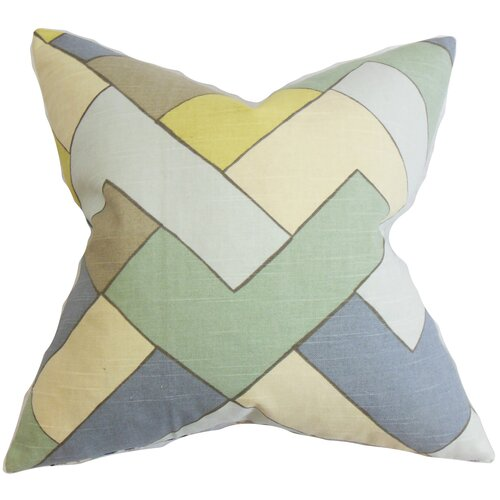 Jeppe Geometric Pillow