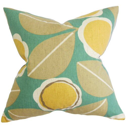 Brice Floral Pillow