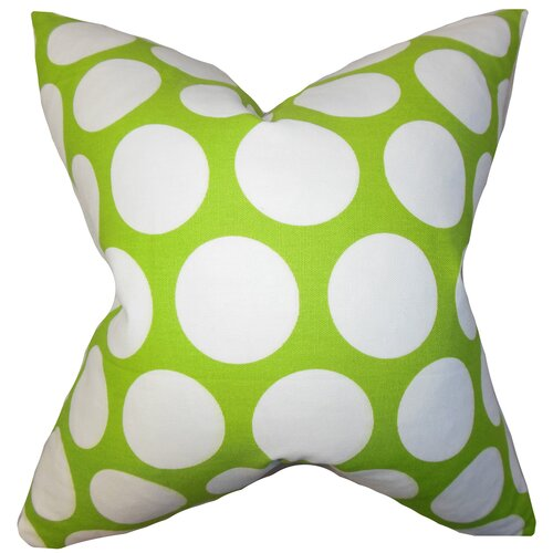 The Pillow Collection Dilly Geometric Pillow