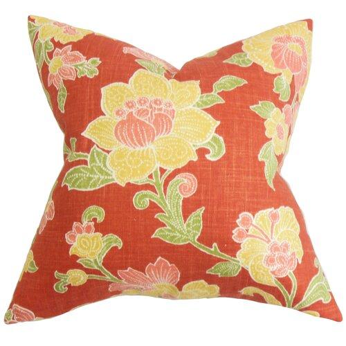 Duscha Floral Pillow
