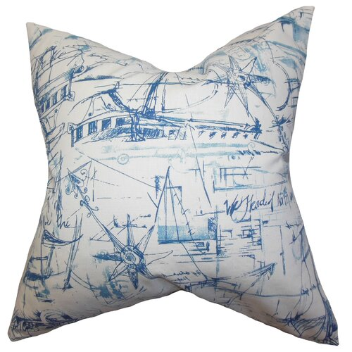 Hobson Coastal Pillow