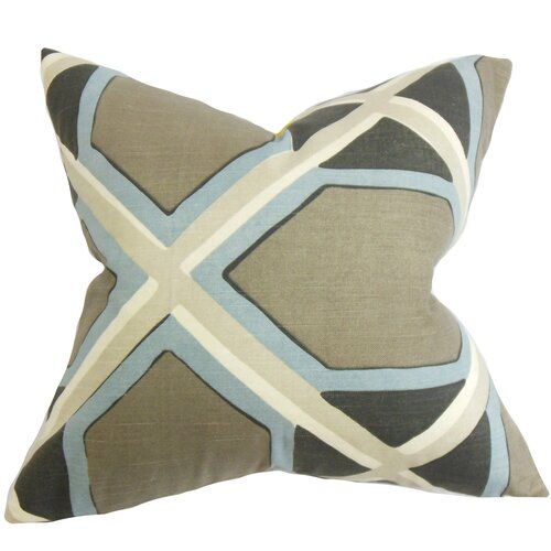 Otthild Geometric Pillow