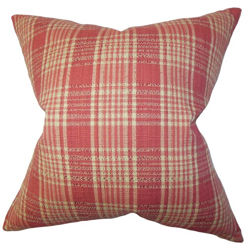 Indre Plaid Pillow