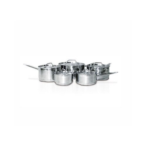 Saucepan with Lid (Set of 5)