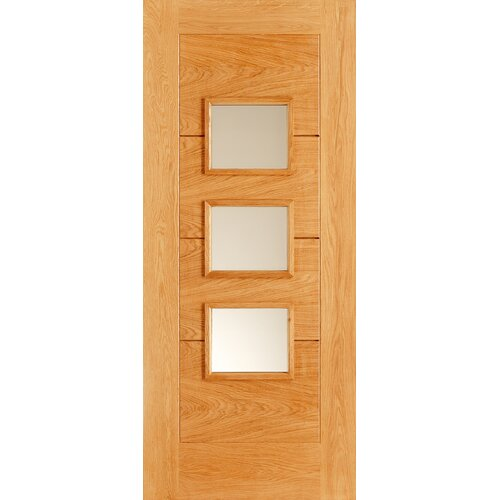 LPD Doors Copenhagen Oak 3 Panel Double Glazed Exterior Door | 500 x 500 · 41 kB · jpeg