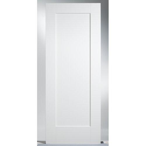 Lpd doors shaker single panel interior door reviews wayfair uk - Interior shaker doors panel ...