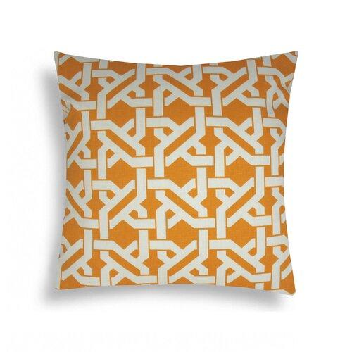Geo Cotton Decorative Pillow