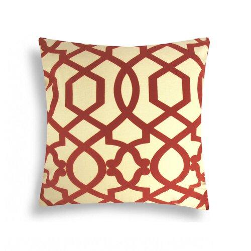 Domusworks Trellis Decorative Pillow