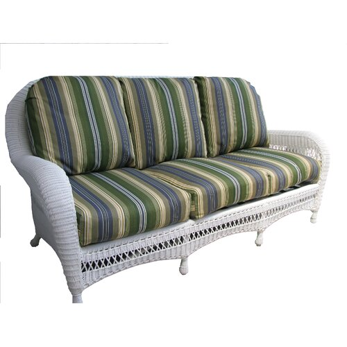Grand Caymen Sofa with Cushions