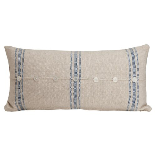 Provence Home Collection Hampton Classic Large Skinny Pillow