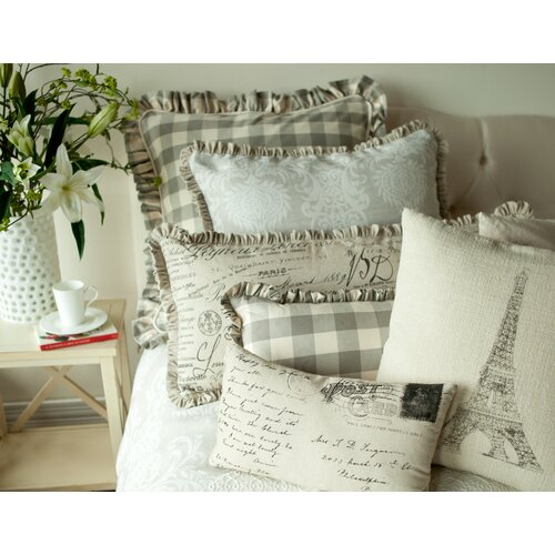 Provence Home Collection Auron Large Skinny Pillow