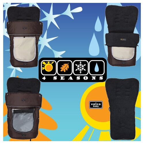 Valco Baby Four Seasons Footmuff
