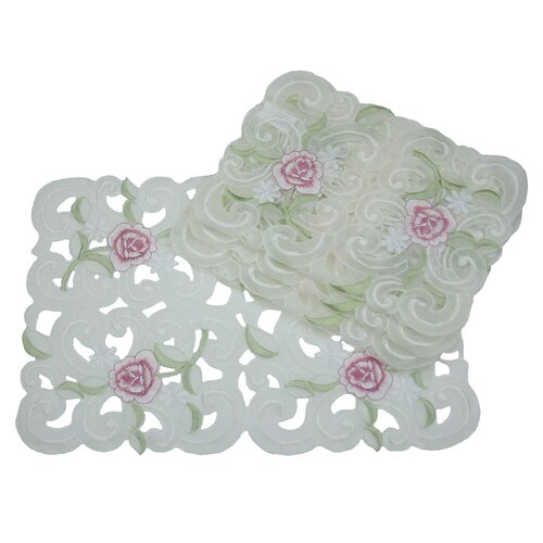 Dainty Rose Placemat (Set of 4)