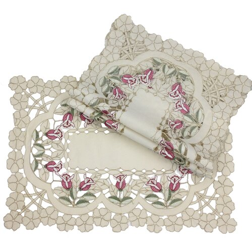 Rose Garden Placemat (Set of 4)