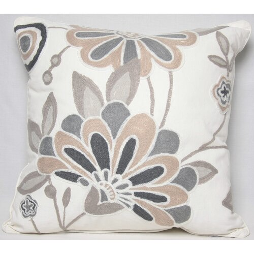 Flora Cotton Pillow