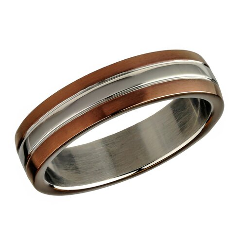 GoldnRox Men's Stainless Steel Band