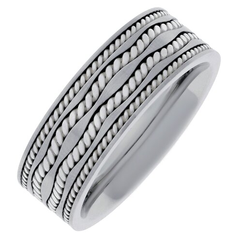 GoldnRox Men's Stainless Steel Chain Band