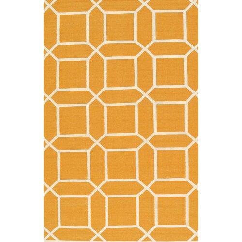 Pasargad Sahara Orange/Ivory Rug